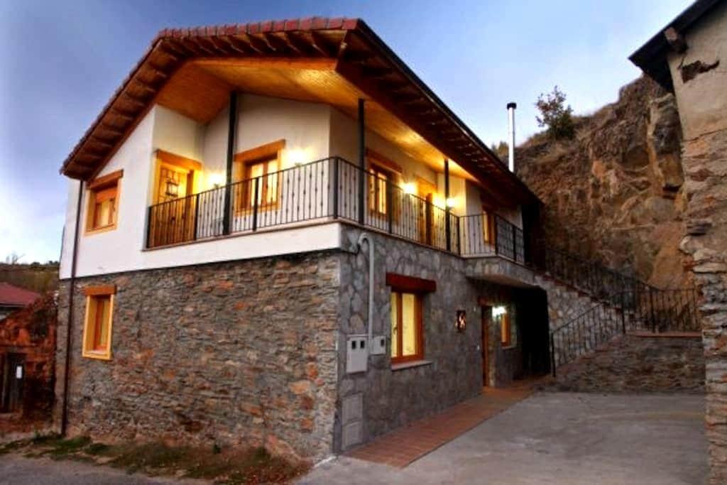 Casa rural en la montaña de Leon - La Omañuela - Dům