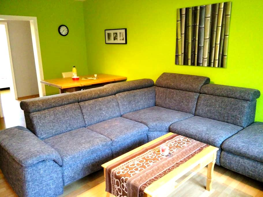 Ruhig, zentral mit 2 Schlafzimmern - Bad Nauheim - Wohnung