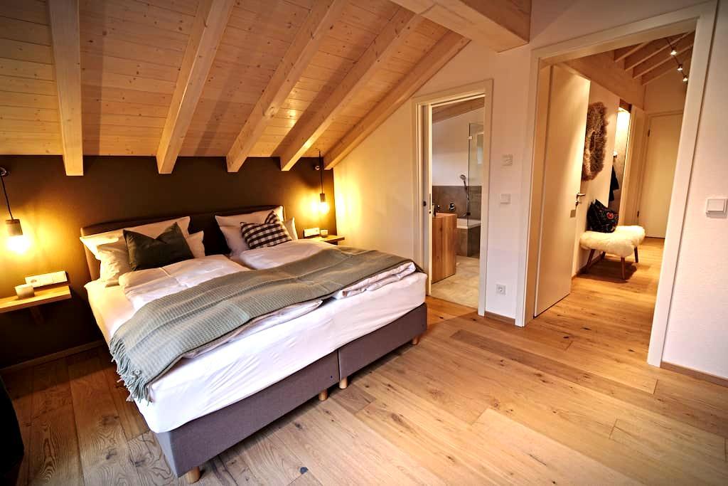 DAS ALPIENTE**** (DG) - Ferienwohnung im Allgäu - Sonthofen - Apartment
