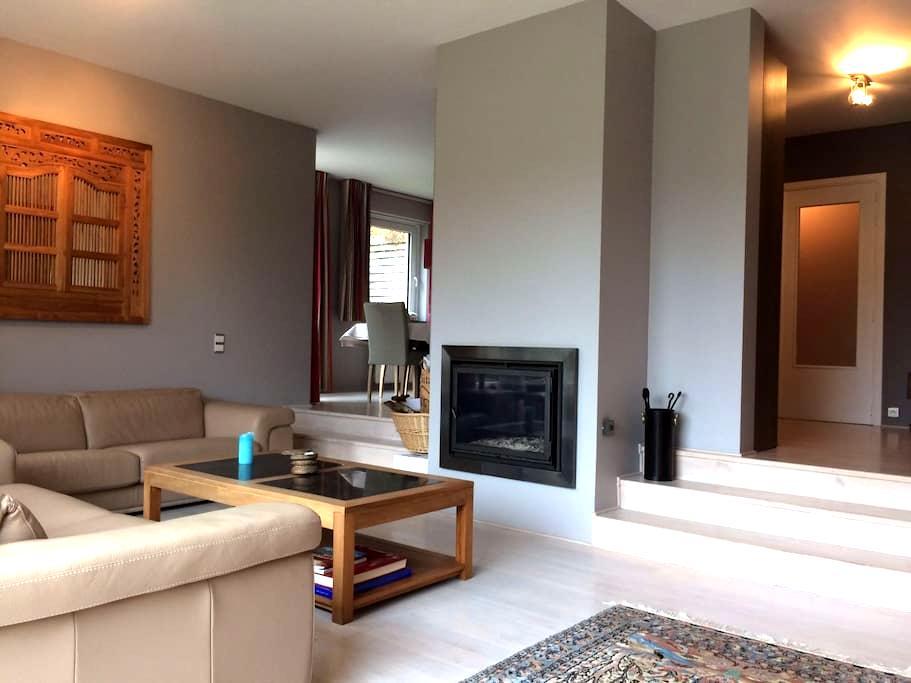 Magnifique Maison au calme - Uccle - Ház