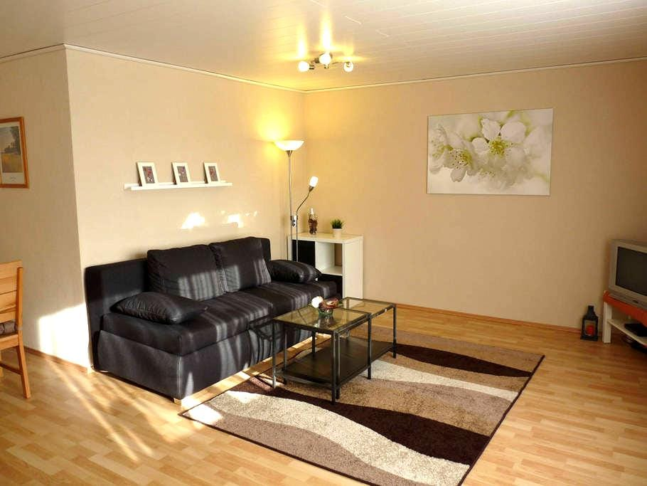 Apartment with terrace & garden - Sinsheim