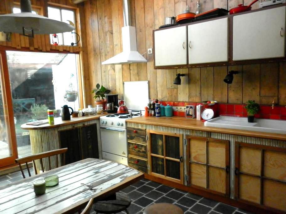 ten huize Suzan en Sander - Brugge - House