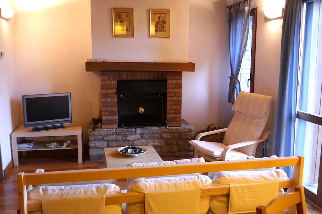 Coqueto apartamento en el Valle del Isábena - Roda de Isábena