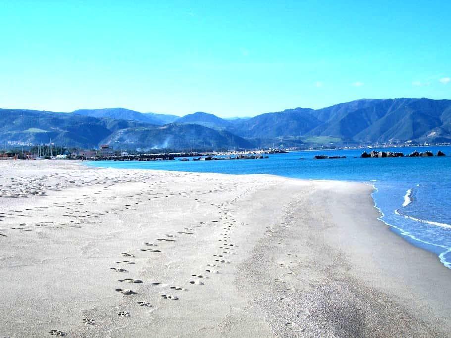Casa a 30 metri dalla spiaggia mare a Tonnarella - Tonnarella