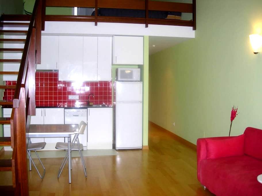 Menorca (Mercadal). Apartament de dos nivells - Es Mercadal - Condominio