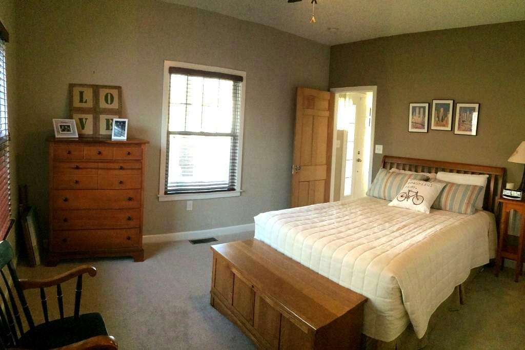 Private Room Near SU, PRMC - Salisbury - Maison
