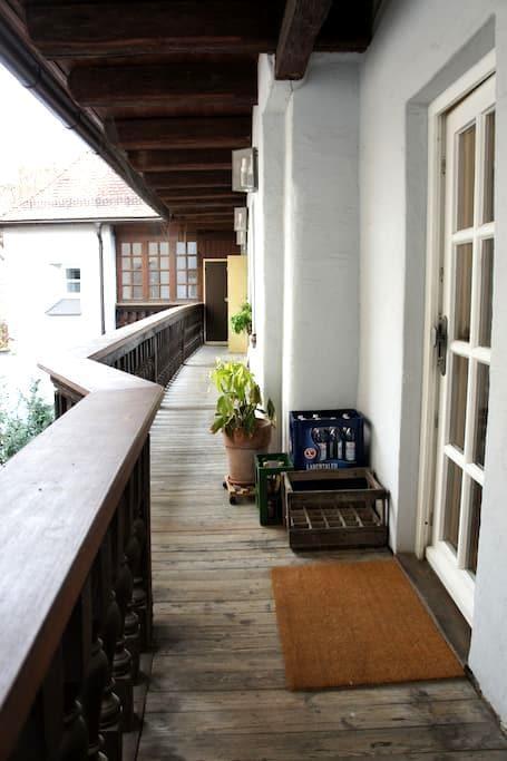 Privatzimmer im Herzen der Altstadt - Regensburg - Huoneisto