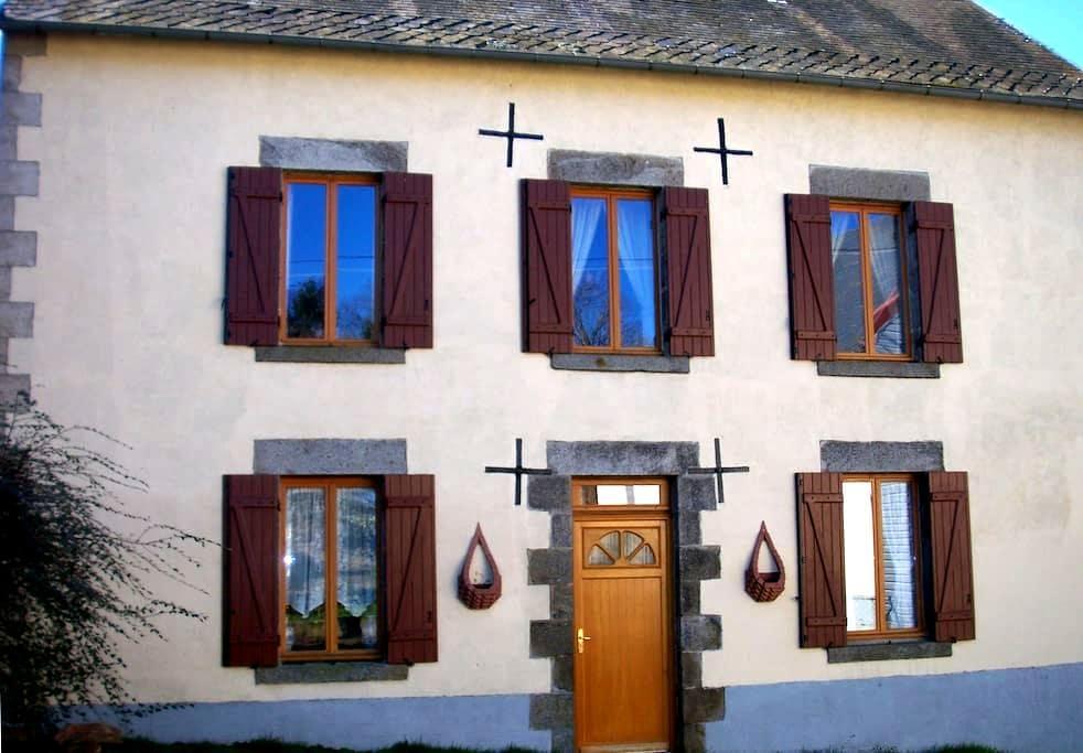 B&B in Creuse countryside - Saint-Pierre-de-Fursac - Гестхаус