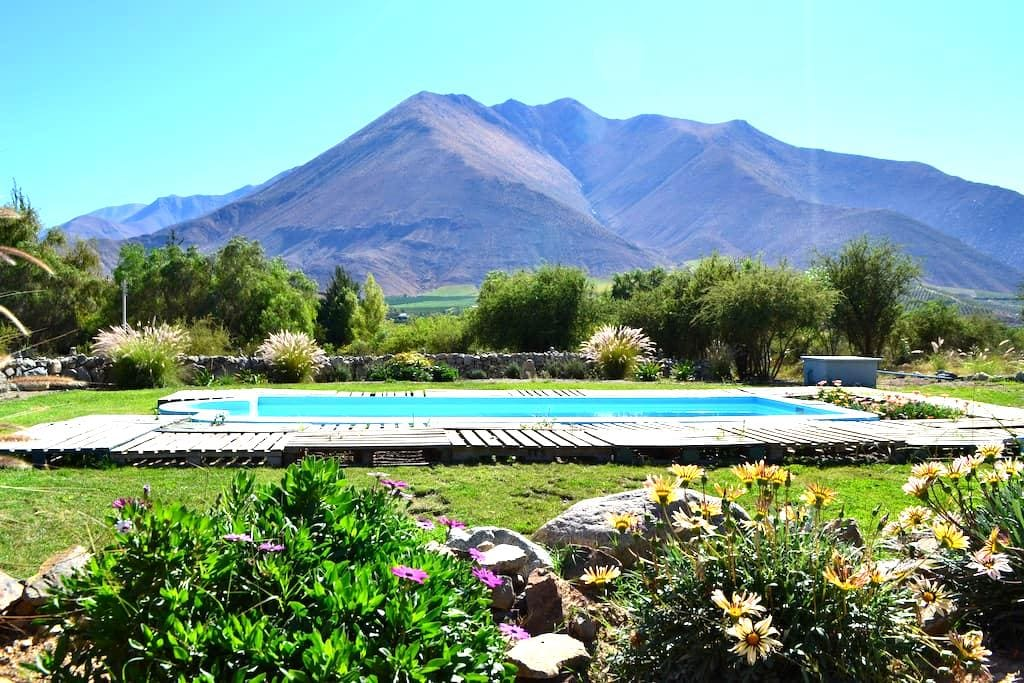 Elqui Valley, Vicuna, two bed room! - Vicuna