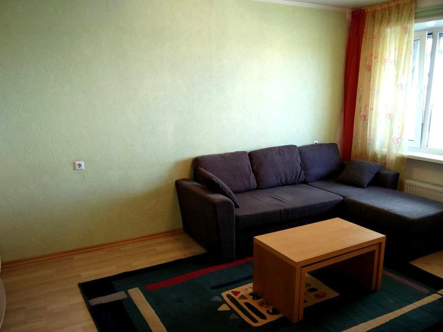 Private apartment near the city centre area - Tartu - Wohnung