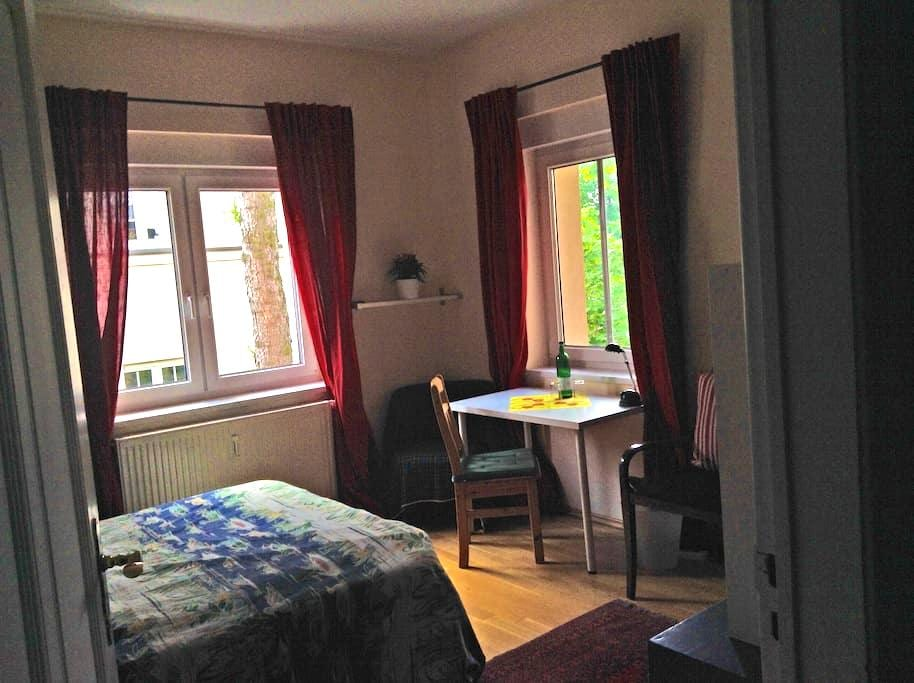 Zi.mit Eigenem Bad und Frühstück - Potsdam - Lägenhet
