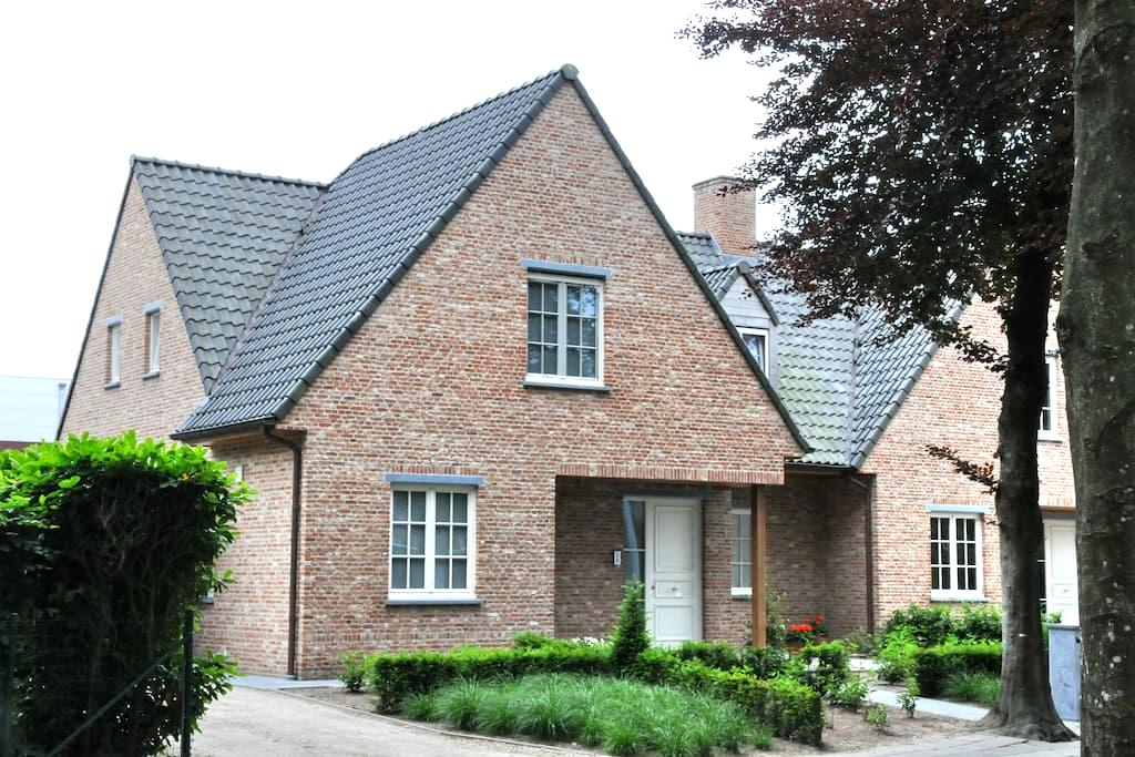 Villa Wood Edge - Hertsberge-Oostkamp