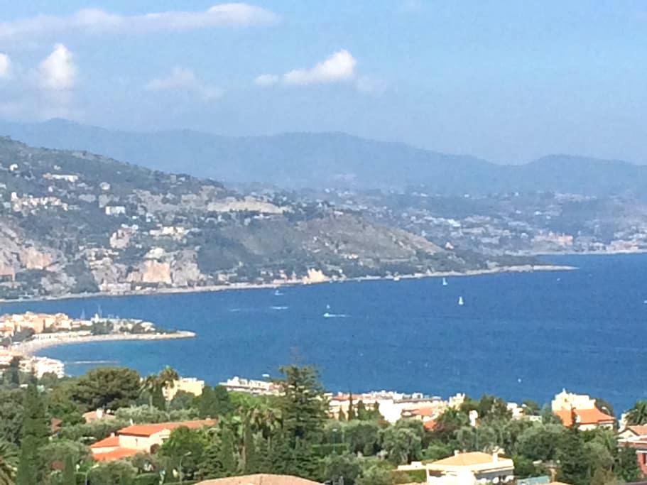Stéphanie - Roquebrune-Cap-Martin - Apartmen