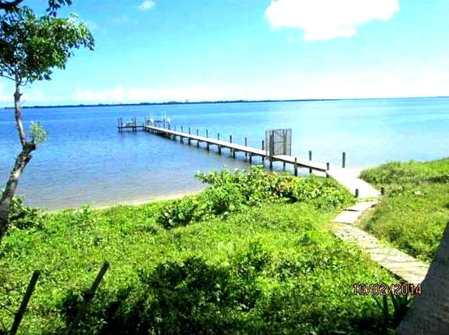 Old Fort Park Manor - Guest Apartment - Fort Pierce - Huoneisto