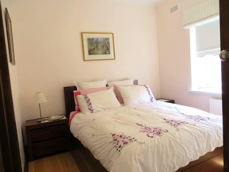 Bedroom with Ensuite at Ivanhoe - Ivanhoe - Casa