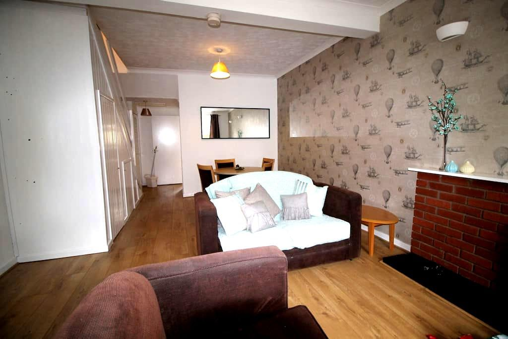 Lovely Cottage in Tongwynlais - Cardiff - Huis