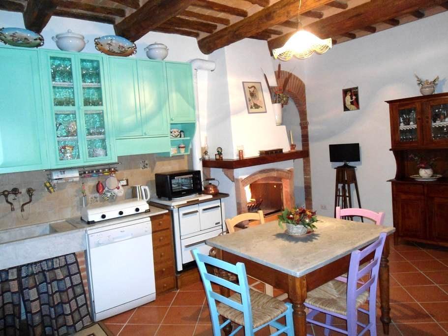 Country house, 3 km dal centro di Siena - Siena - Hus