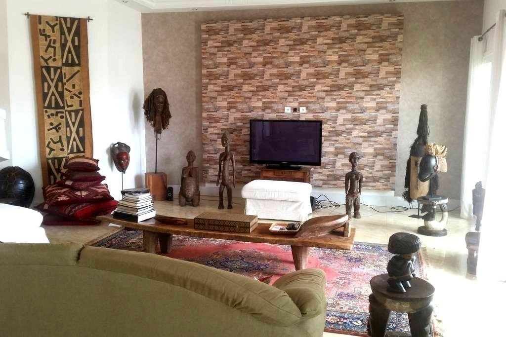 Charming spacious bright  Apartment - Dakar - Flat