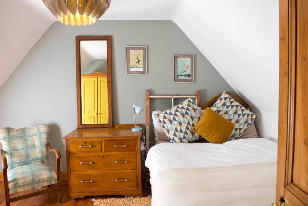 Cosy cottage in harbour location - Crosshaven - Ev