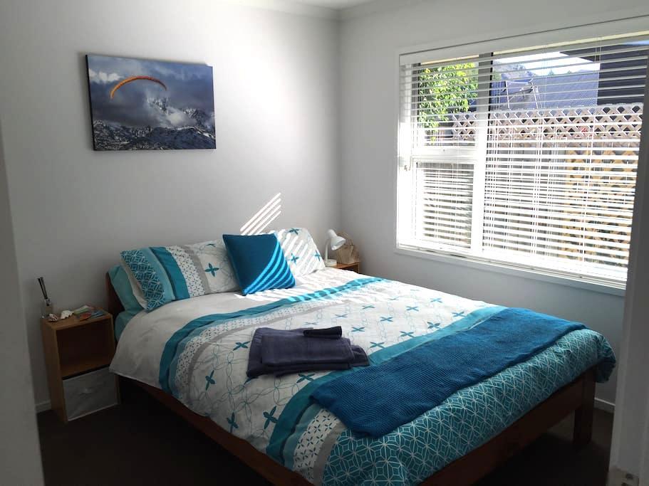Comfortable room & private bathroom - Arthurs Point - House