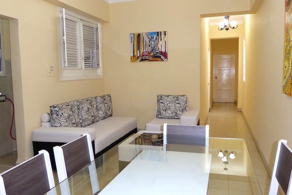 Cosy room in the heart of Havana - La Habana - Apartamento