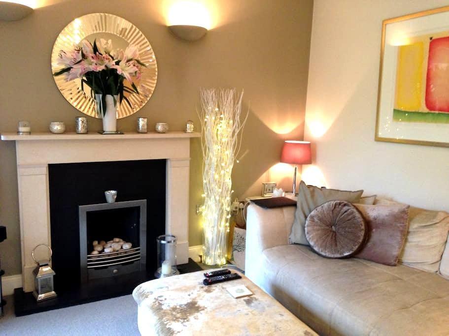 Airy double room in family home in Teddington - Teddington