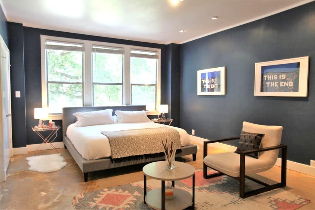 Exquisite Historic Studio in Uptown - Dallas - Appartement