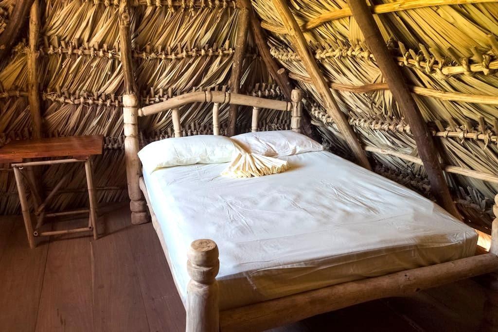 Private room in Ometepe island - El Guineo