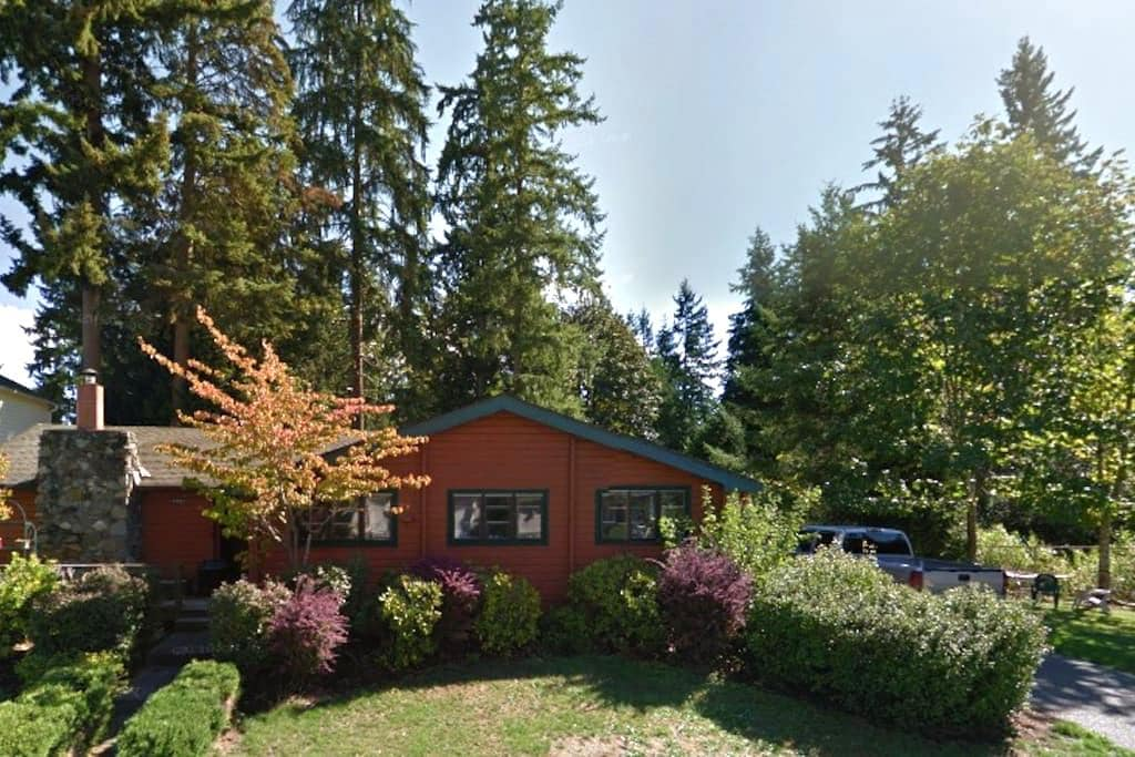 Cabin in the burbs - Bothell