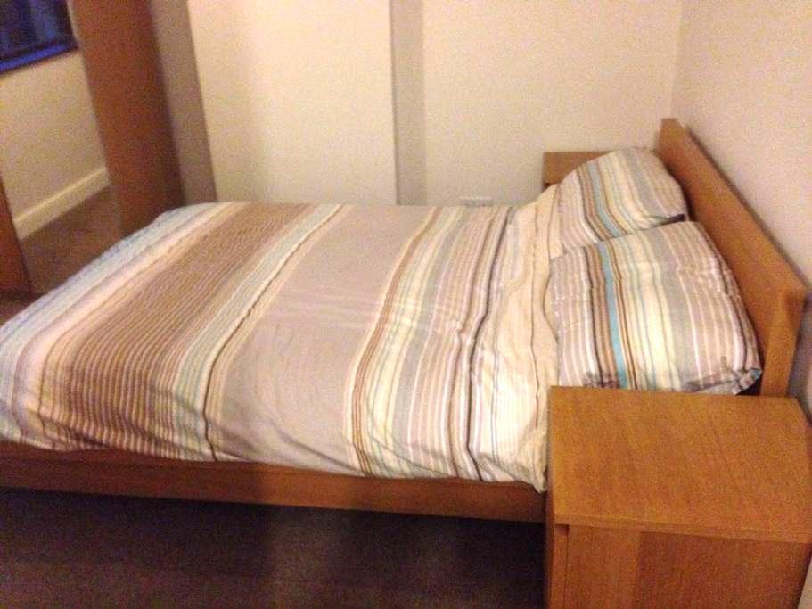 Spacious, Airy & Comfy Double Room - Wellington