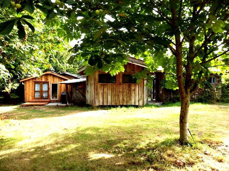 Yellow Plum Cottage  - Hornby Island