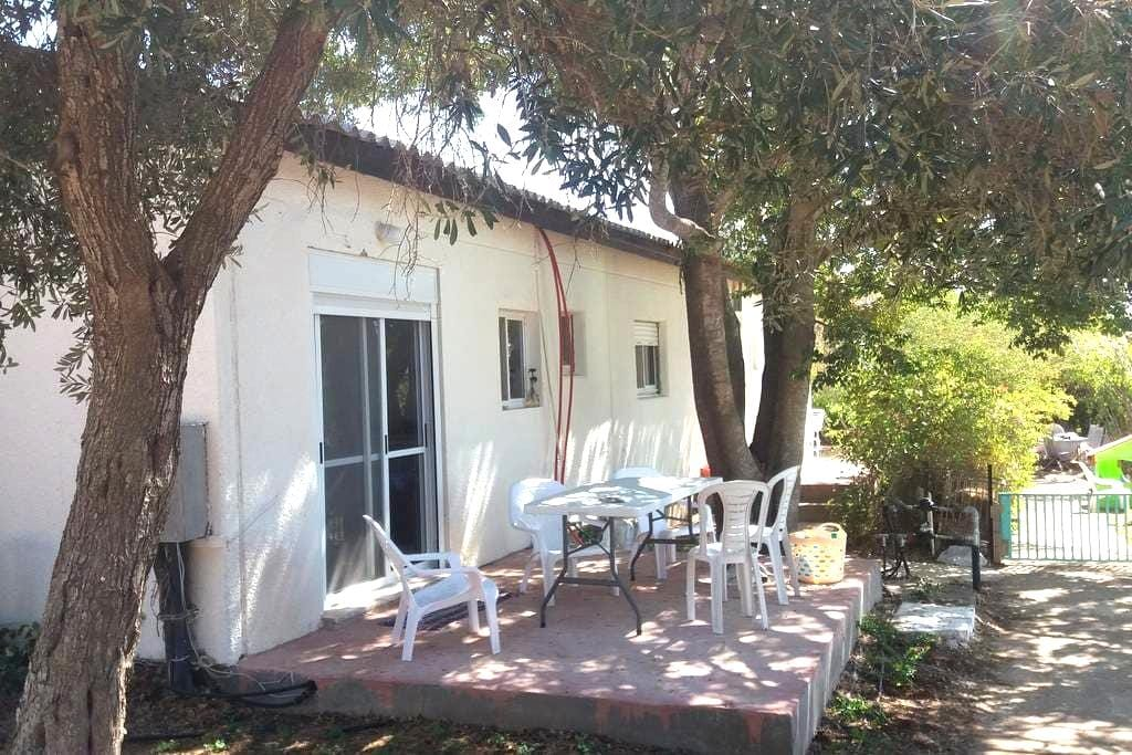 simple quiet place in the heart of galilee - Lotem - 公寓