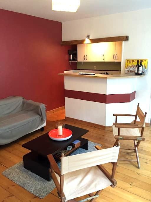 Charmant T2 38 m2   au coeur du Vieux Lille - Lille - Apartment