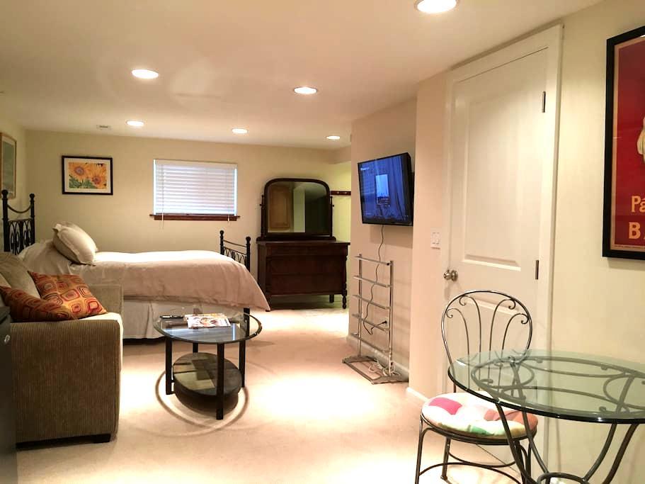 Portland Southwest Suite Stay - Portland - Bed & Breakfast