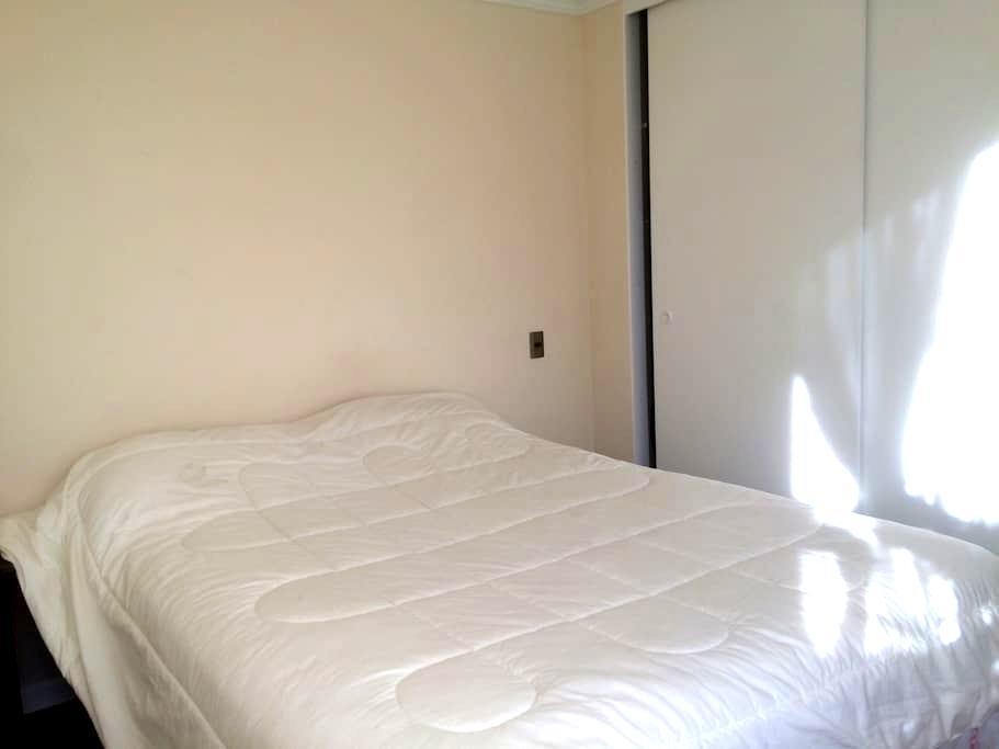 Habitación/backpackers Arica double - Arica - Appartement