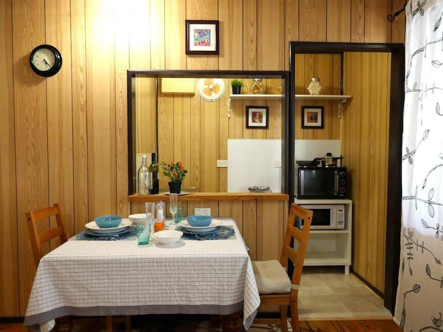Autumn Special Cozy Family Studio:) - Lower Plenty - Bed & Breakfast