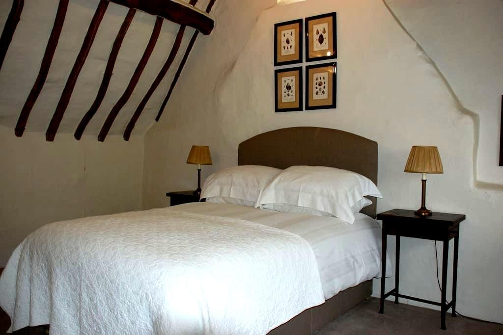 Private room in gorgeous 17th century cottage - Oxfordshire - Casa