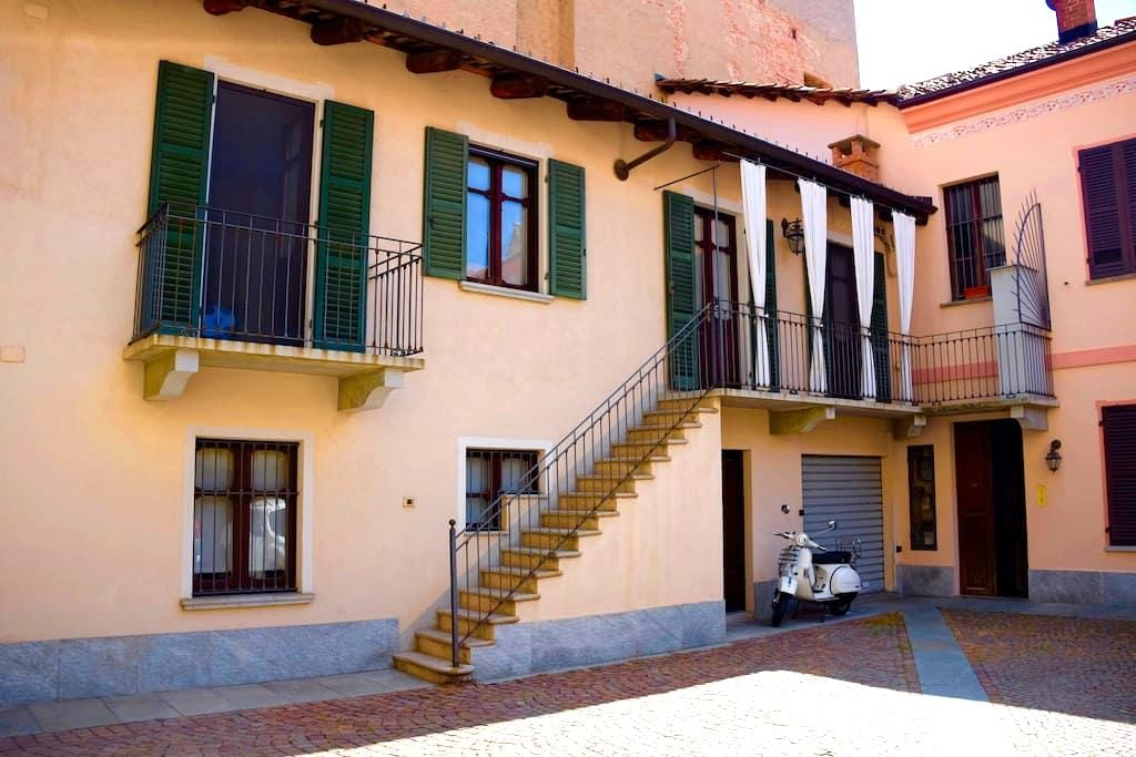 Cuore di Langa - Appartamento centro storico Bra - Bra - Apartamento