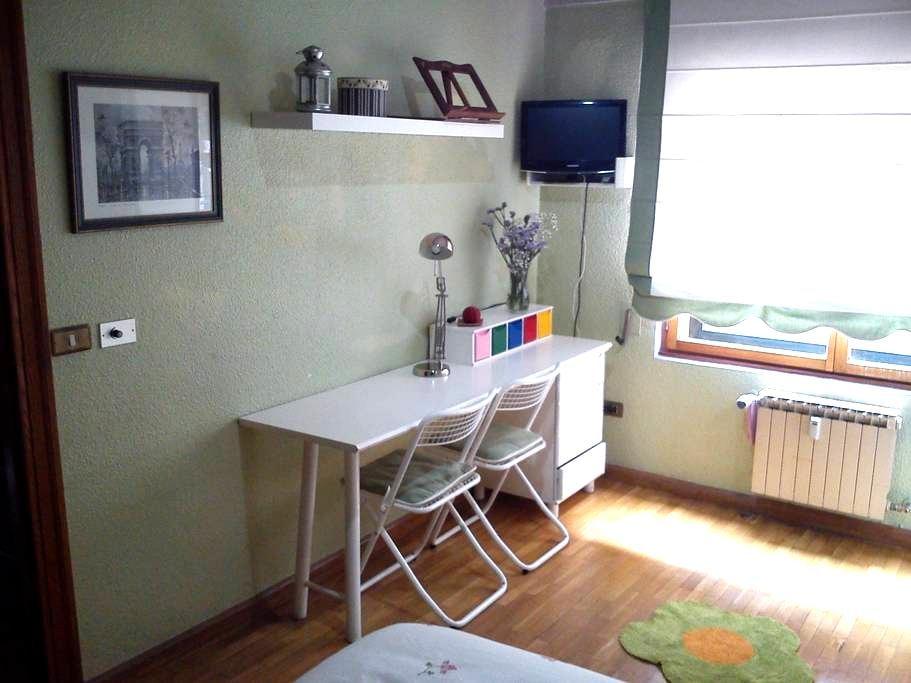 Habitación doble  en León - León - Hus
