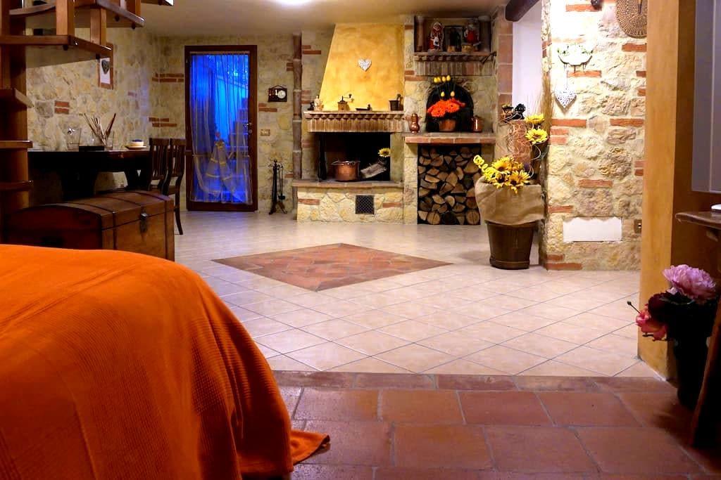 La casa di Rossy - Staggia - Talo