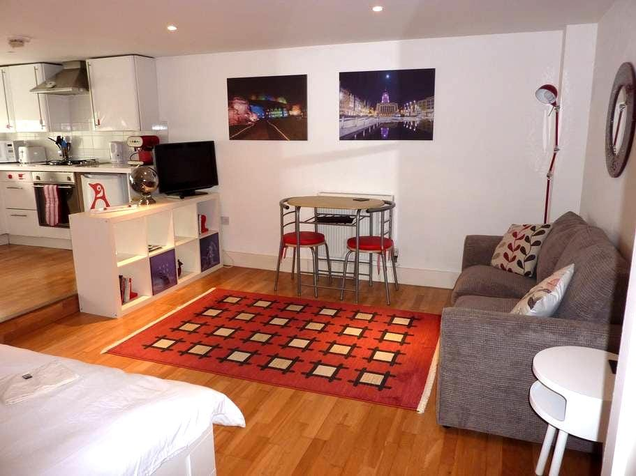 Quiet Studio close to City centre - Nottingham - Apartamento