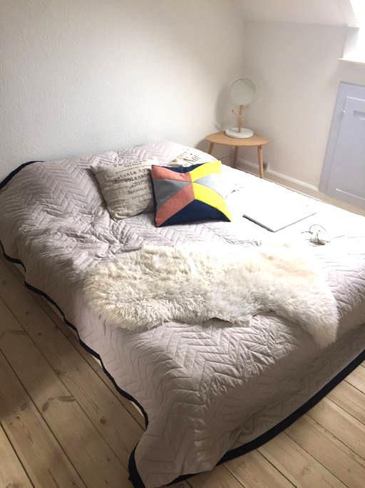 Hyggelig lejlighed i centrum - Fredericia - Lejlighed