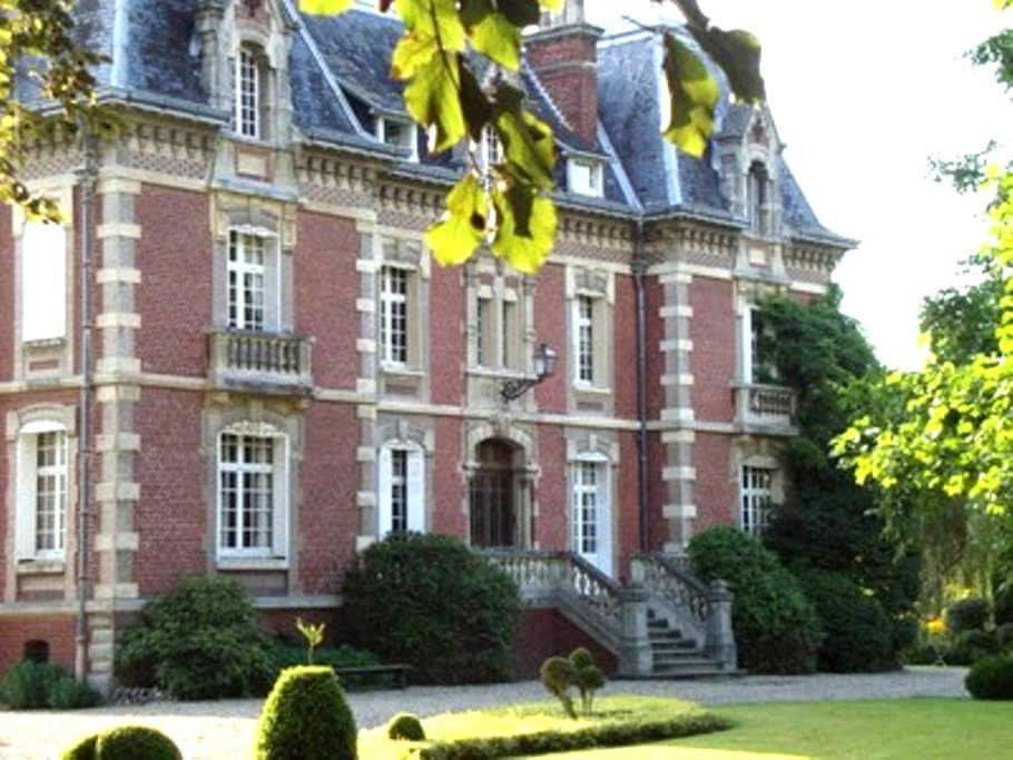 """Villa """"Les Prés"""" Chbr avec douche - Criel-sur-Mer"""