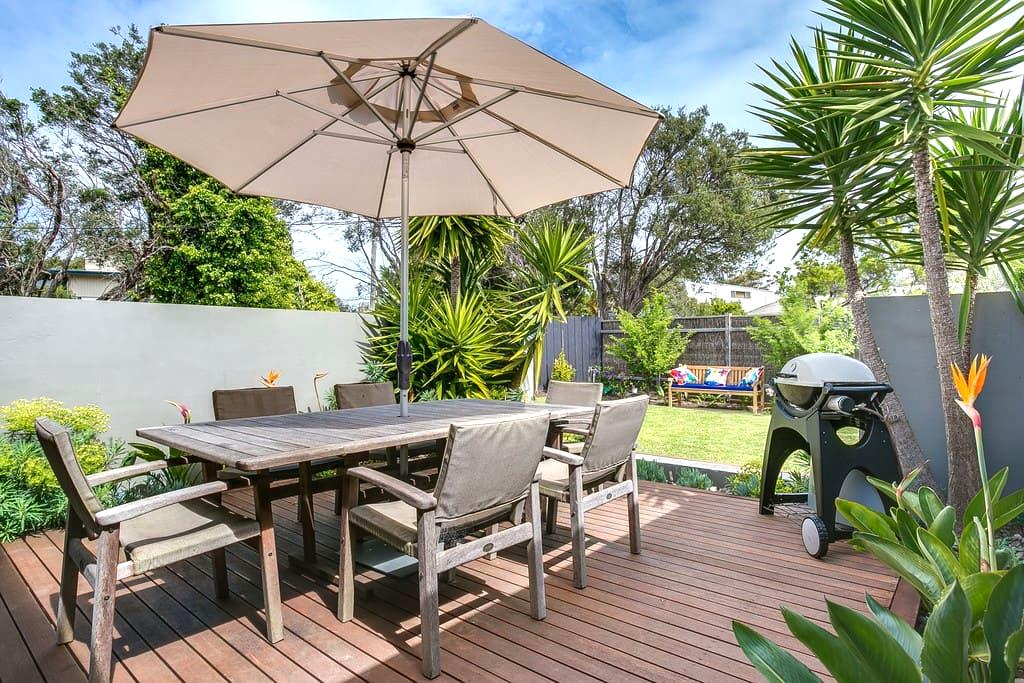 Front Beach Shack - renovated, walk to front beach - Blairgowrie - Maison