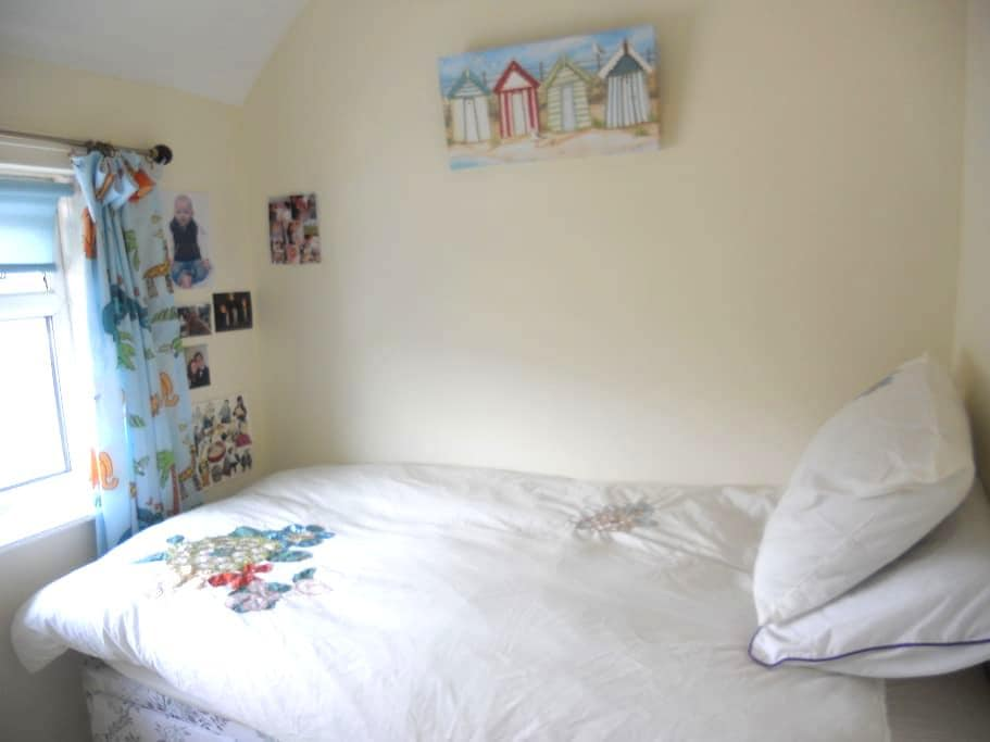 bright cosy room for single person - King's Lynn - Bed & Breakfast