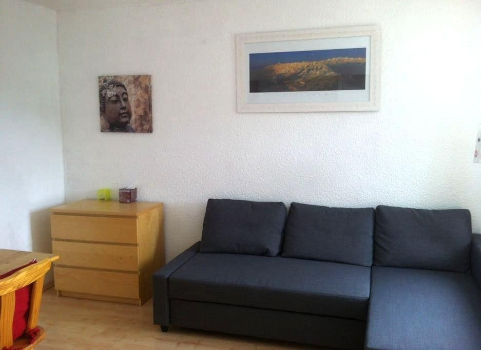 Appartement Station 7 Laux - Prapoutel Les 7 Laux - Departamento