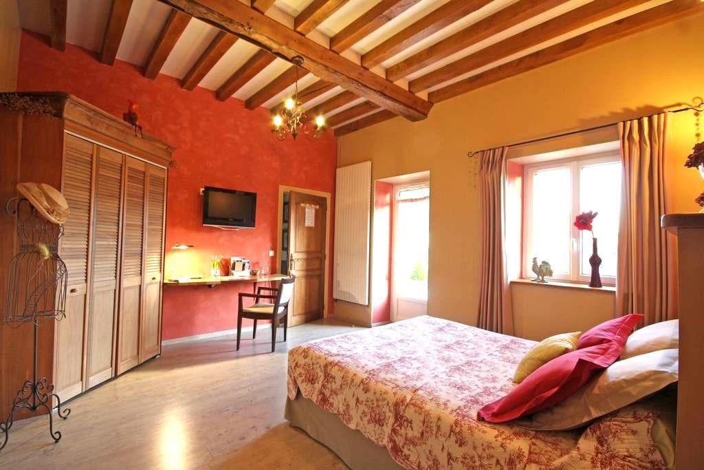 chambre d'hôtes en Normandie - Aunou-sur-Orne - Bed & Breakfast