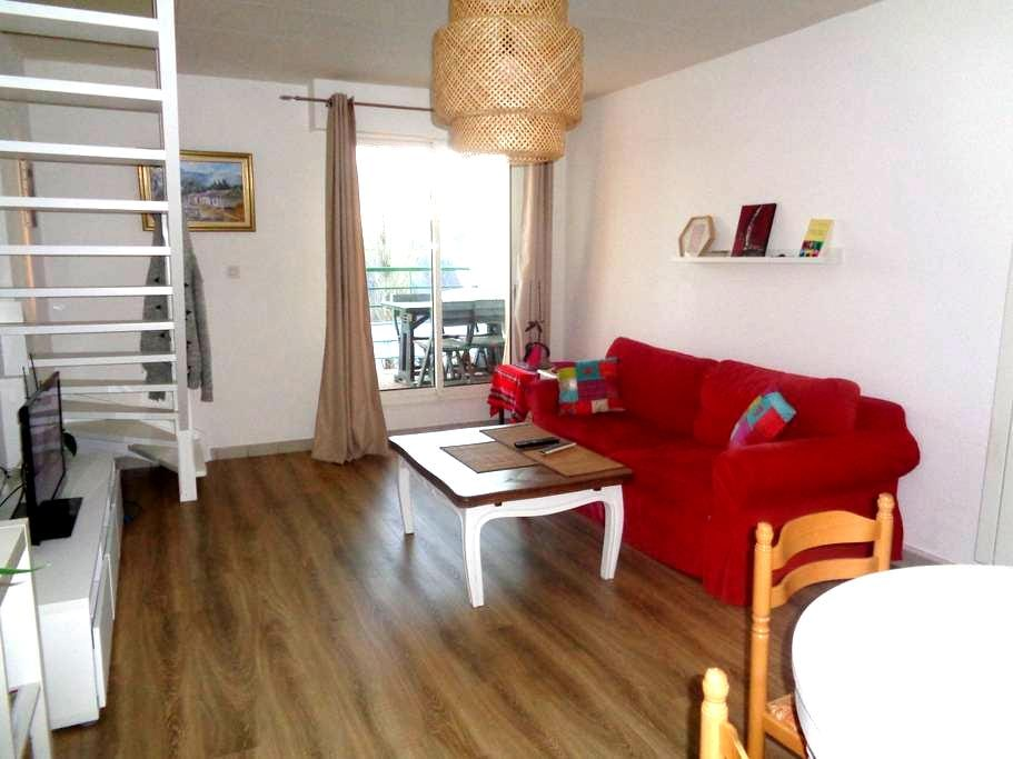 APPARTEMENT/LUMINEUX/TERRASSES - La Turballe - Apartment