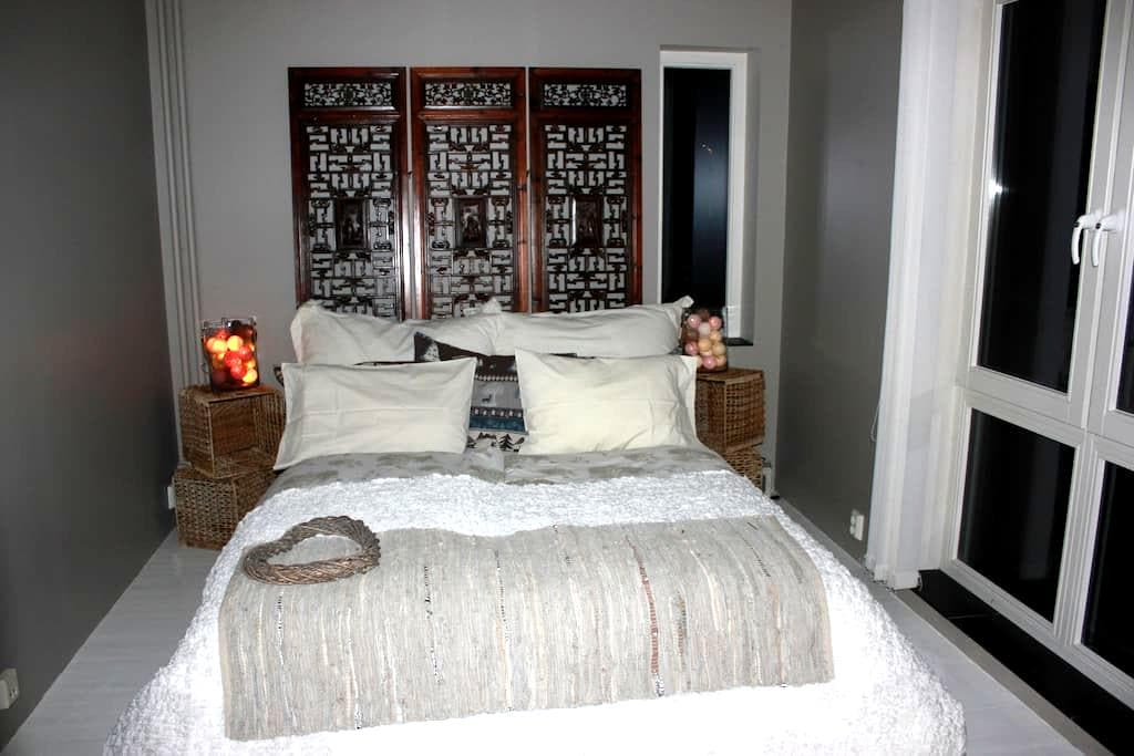 Nice room-10min from Oslo by train - Sandvika - Villa