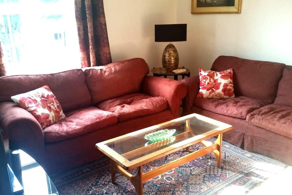 Lovely Vintage Flat in Trendy Antiques Quarter - Sheffield - Lägenhet